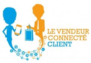 vendeur connecté client