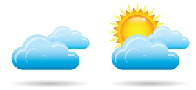 Universal Weather Icons B